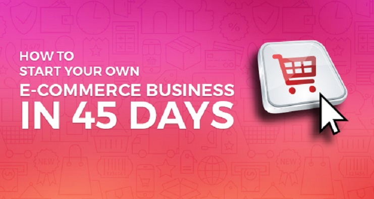 Start Your Own E-commerce Business