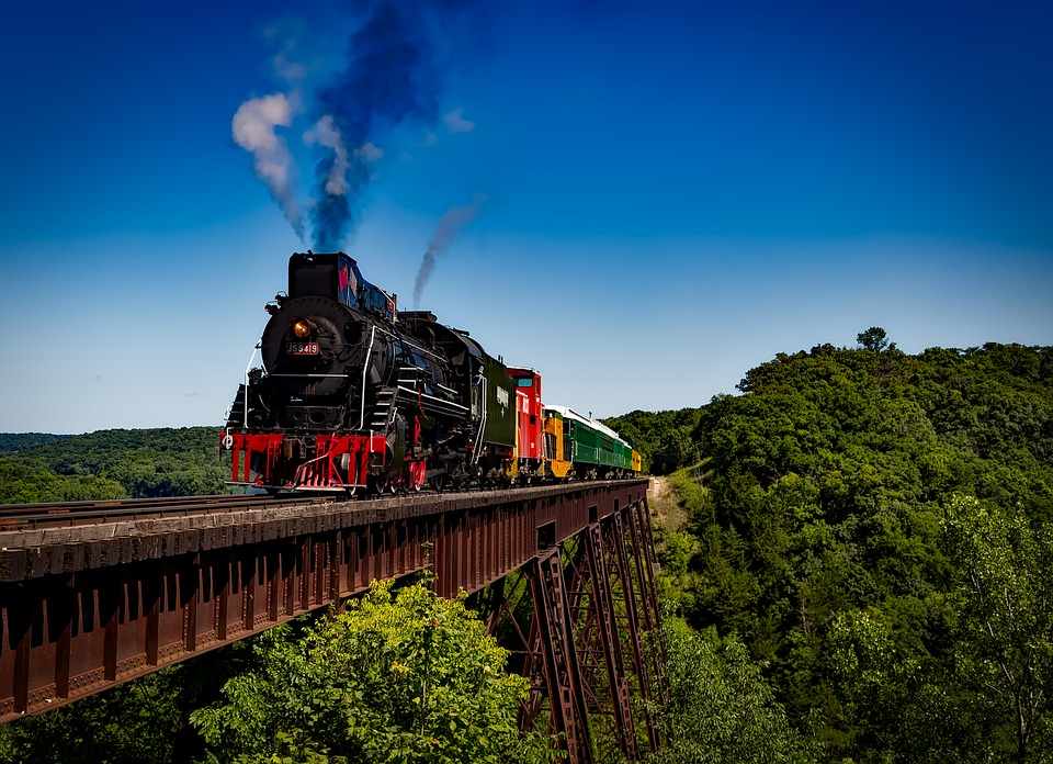 Experience during Your Journey by train