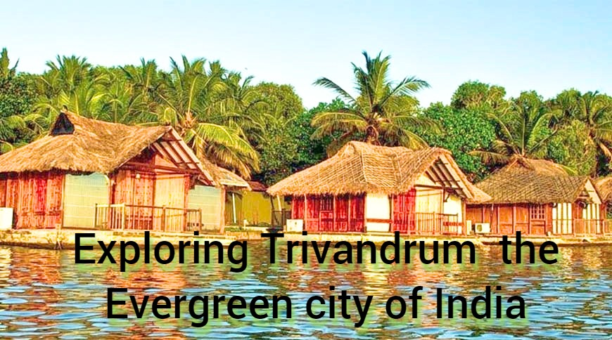PLACES TO VISIT IN TRIVANDRUM
