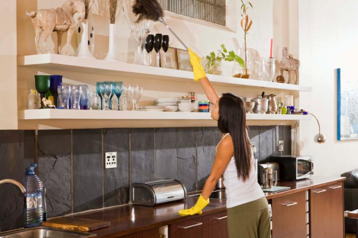 How To Clean The 8 Difficult Corners Of The House