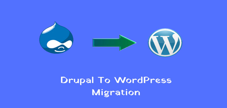 Drupal To WordPress Migration
