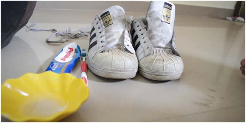 How to Keep White Shoes Clean