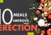 10 meals to improve your erection