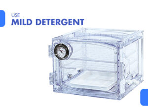 How to Clean Nitrogen Desiccator Cabinets