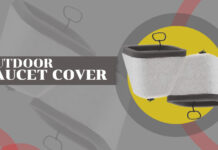 outdoor faucet cover