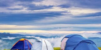 Family Glamping Ideas